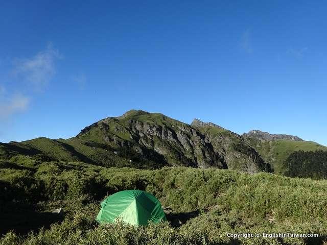 Mt. Qilai Campground