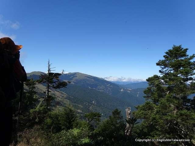 Climbing Mt. Qiilai-Taiwan